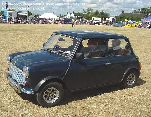 Mini from Morris
