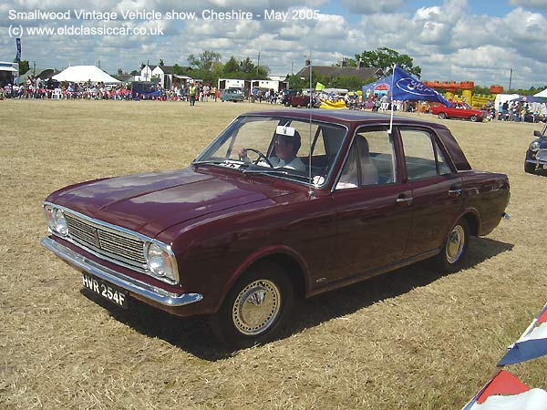 Cortina Mk2 from Ford