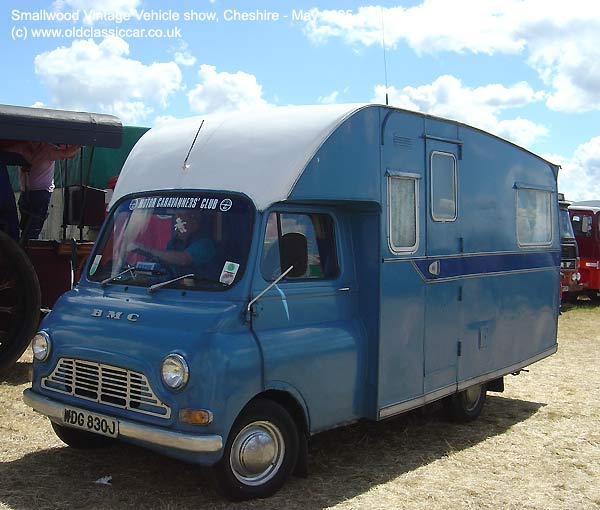 JU250 Camper from BMC