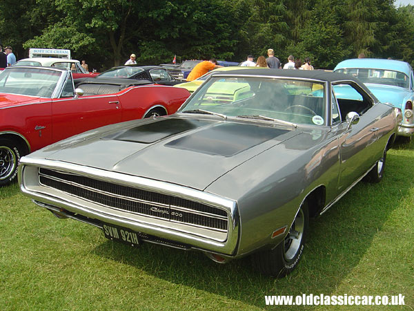 Dodge Charger 500 (1960s era) picture (30 of 80)