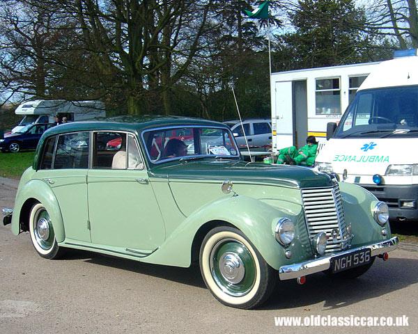 Weston Classic Car Show