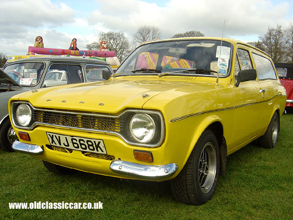 Ford Escort Mk1 picture