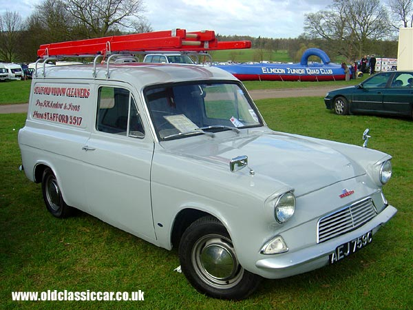 Ford Anglia 307E van picture
