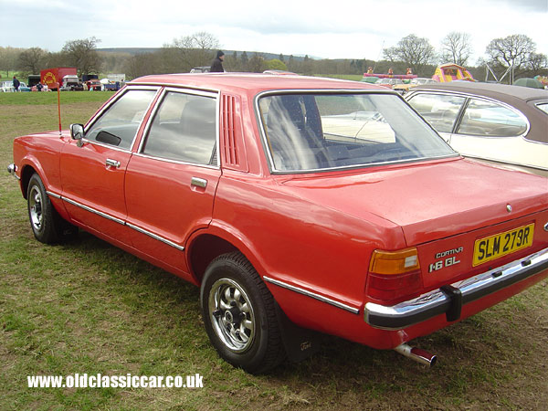 Ford Cortina Mk4 picture