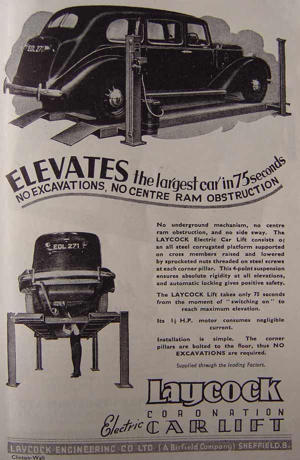 Vintage I-beam Car Hoist - The Garage Journal Board
